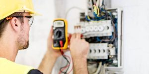 LOOKING for commercial electricians at your residence